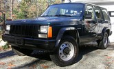 Jeep Cherokee 1995 Factory Service Manual