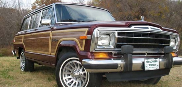 Product picture Jeep Wagoneer 1988 Factory Service Manual