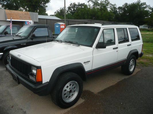 Product picture Jeep Cherokee 1996 Factory Service Manual