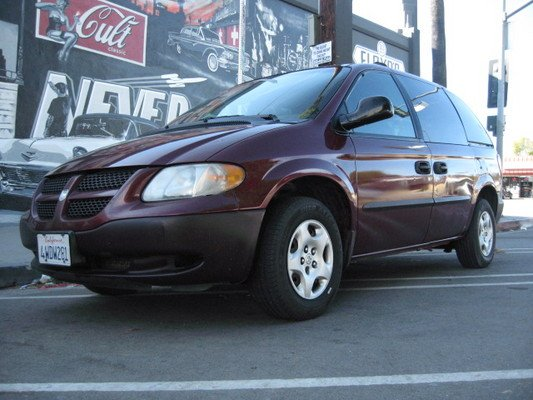 Product picture Dodge Caravan 2002 Factory Service Manual