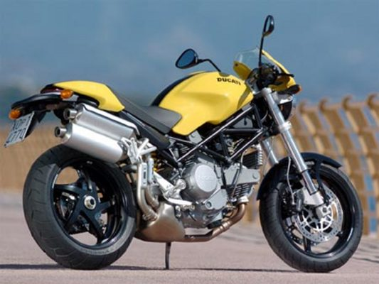 Product picture Ducati Monster S2R 800 Factory Service Manual