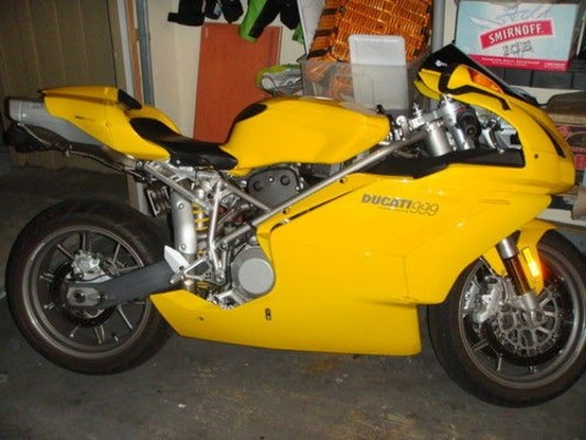 Product picture Ducati 999RS Service Manual 2004