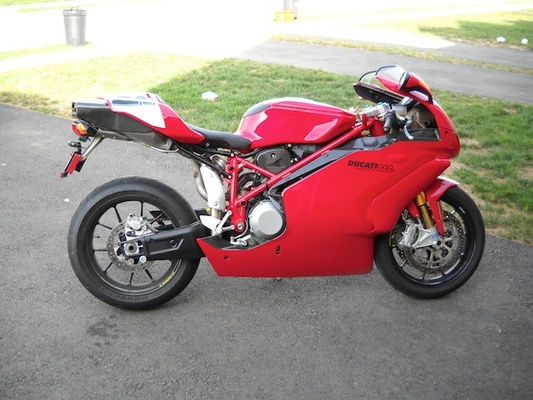 Product picture Ducati 999 999R 999S Service Manuals 2003-2006